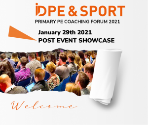 Get your tickets for our Primary PE Coaching Forum 29th January 2021